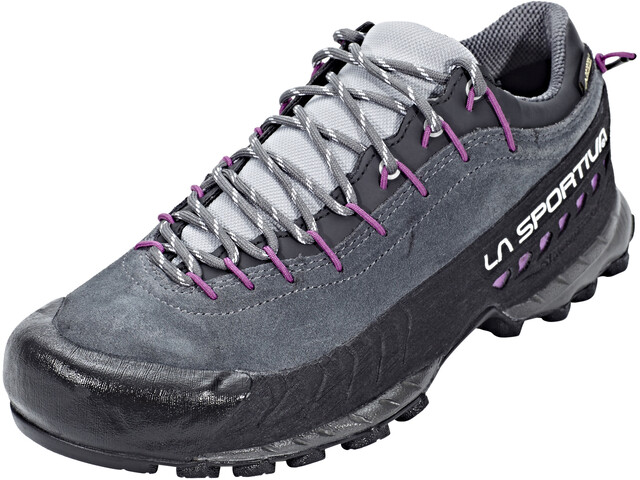 La Sportiva TX4 GTX Kengät Naiset, carbon/purple